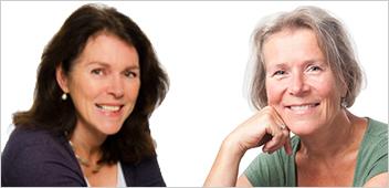Ellen Luten en Marlet Hesselink